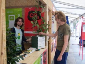 De Grønne vil la bergenserne avgjøre om byromsreklame