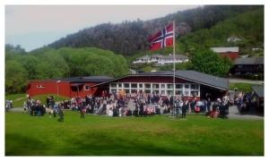 Kollåsen skole. Foto: Fredrik Sundt Breien