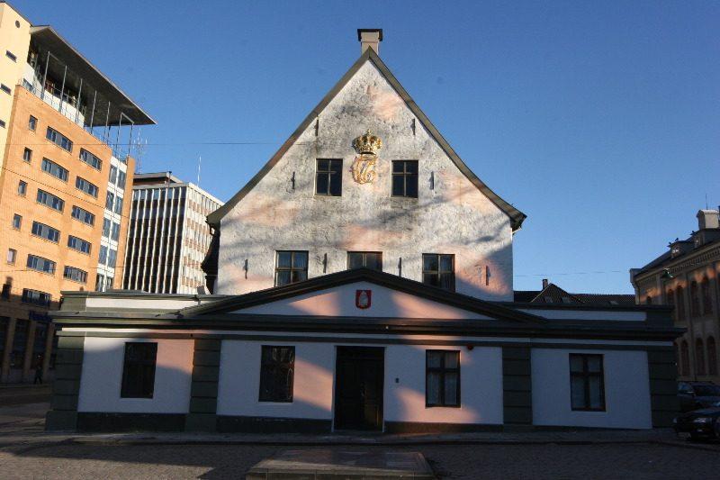 Bystyret holder til i Gamle Rådhus. Foto: Nina Aldin Thune (Creative Commons Navngivelse-Del på samme vilkår 3.0 )